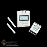 Smokes: Battle Gear Kool Cigarettes w/Matchbook