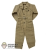 Uniform: Battle Gear Toys US M43 HBT Coveralls
