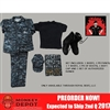 Uniform Set: Bandit Joe Navy Uniform Set B (BR-USN-001B)