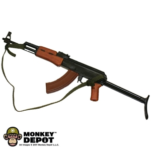 Rifle: BBK Toys AK47 Folder