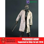Boxed Figure: BomToys Scientist Zombie (BT002)