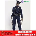 Boxed Figure: BomToys Officer Zombie (BT003)