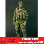 Uniform Set: Bra Toys US Army Special Forces Gear Set (BRA-002)