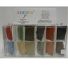 Bragdon 1/2 Oz. Small 12 Color Weathering Set (BRE-12)