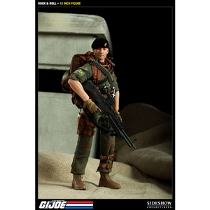 Boxed Figure: Sideshow GI Joe Rock'N'Roll (100040)