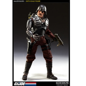 Sideshow GI Joe Major Bludd (100072)
