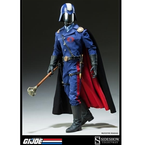 Sideshow G.I. Joe Cobra Commander The Dictator (100134)