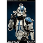 Sideshow Star Wars Clone Trooper Deluxe: 501st (1002063)