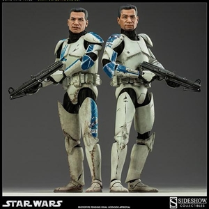 Sideshow Star Wars Echo and Fives (100201)