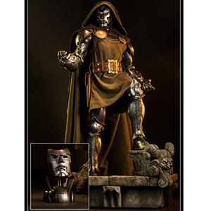 Legendary Scale: Sideshow Marvel - Doctor Doom (400086)