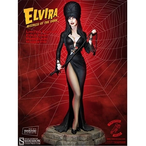 Statue: Tweeterhead Elvira - Mistress of the Dark (902119)