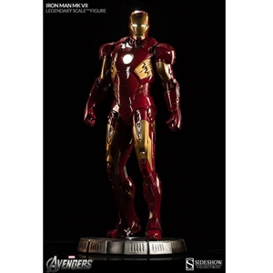 Legendary Scale: Sideshow Marvel - Iron Man Mark VII (400186)