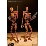 Sideshow Star Wars Geonosis Infantry Battle Droids (100285)