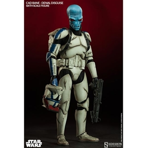 Sideshow Star Wars Cad Bane in Denal Disguise (100193)