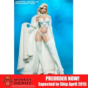 Statue: Sideshow Emma Frost - Premium Format (300171)