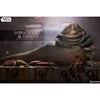 Boxed Figure: Sideshow Star Wars Jabba the Hutt & Throne Deluxe (100410)