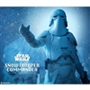 Boxed Figure: Sideshow Star Wars Snowtrooper Commander (100409)