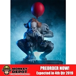 Statue: Tweeterhead Pennywise Maquette (904047)