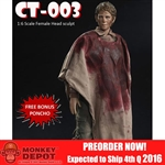 Head: Cat Toys Carol - Bloody (CAT-003B)