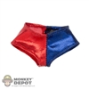 Shorts: Cat Toys Red & Blue Shorts