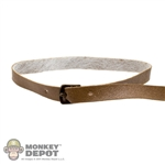 Belt: CraftOne Brown Leatherlike Belt