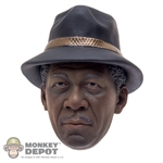 Head: CraftOne Morgan Freeman w/Hat