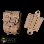Pouch: Crazy Dummy MLCS SAW w/Cover