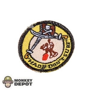Insignia: Crazy Dummy Patch Hadji Don't Surf