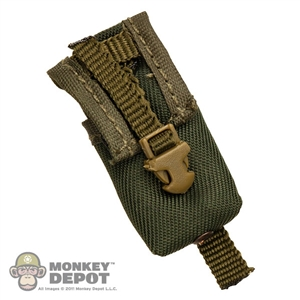 Pouch: Crazy Dummy Flashbang Green MOLLE