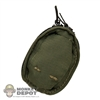 Pouch: Crazy Dummy Medical Green MOLLE