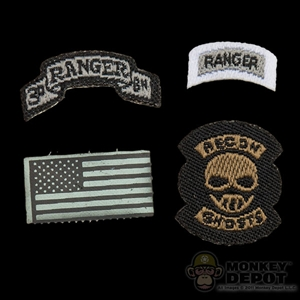 Insignia: Crazy Dummy US Army Ranger