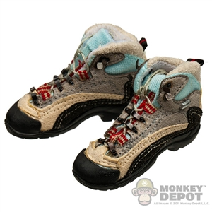 Boots: Crazy Dummy Asolo FSN 95 Hiking