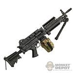 Rifle: Crazy Dummy Mk46 Mod 0 SAW