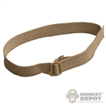 Belt: Crazy Dummy BDU Tan