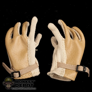 Gloves: Crazy Dummy Fast Rope