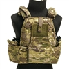 Vest: Crazy Dummy LBT 6094 Slick Armor Carrier - Multicam