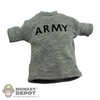 Shirt: Crazy Dummy Army T Shirt