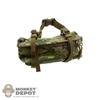 Pouch: Crazy Dummy Molle 2 Wast Pack - Multicam