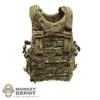 Vest: Crazy Dummy SPCS Plate Carrier - Multicam