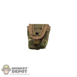 Pouch: Crazy Dummy Molle 2 Frag Pouch