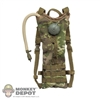 Pouch: Crazy Dummy Hydration Pouch - Multicam