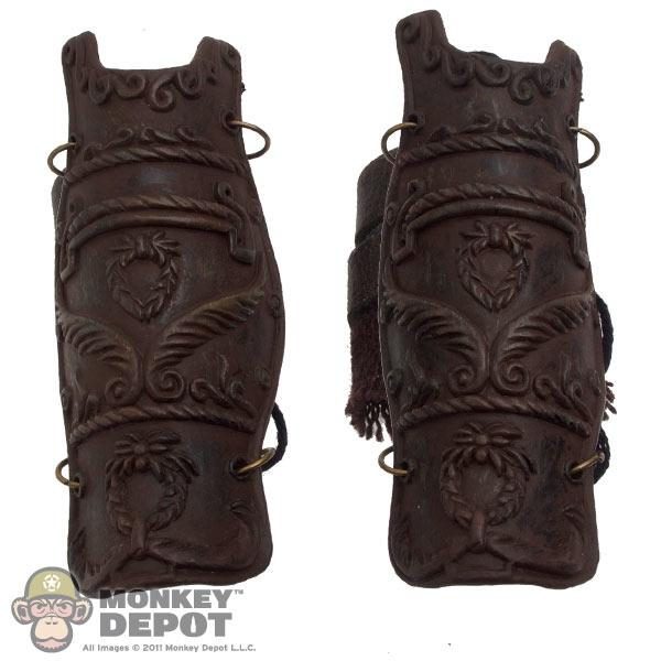 Monkey Depot - Armor: CM Toys Roman Gladiator Ocrae Leg