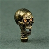 Skull: Coo Models 1/6 Skull Gold/Black