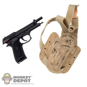 Pistol: COO Models w/Drop Down Holster