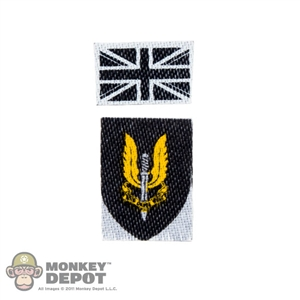 Insignia: COO Models British Union Jack Patch
