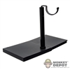 Stand: Coo Models Black Folding Stand