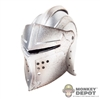 Helmet: Coo Models Metal Royal Knight Helmet