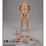 "Boxed Figure: COO Models 9.8"" Narrow Shoulders Body V2.0 (CM-BD001)"