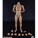 "Figure: COO Models Standard Muscle Arm Body 10.6"" (CM-BD008)"