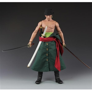 Boxed Figure: Cosplay Worlds First Swordsman (COS-001)